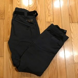 Columbia Outdoors ski pants Gray Men's medium